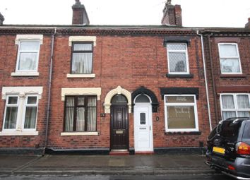 Thumbnail 2 bedroom terraced house for sale in Ladysmith Road, Stoke On Trent