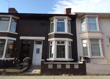 Thumbnail 3 bed property to rent in Gonville Road, Bootle