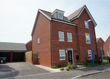 Thumbnail 3 bed town house for sale in Puddlers Drive, Tipton