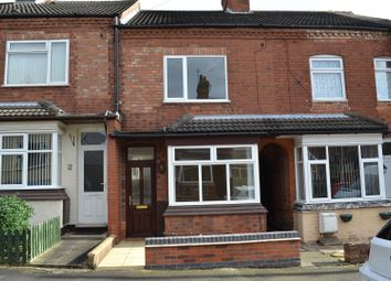 Thumbnail 3 bedroom terraced house for sale in Stanleigh Road, Overseal, Swadlincote