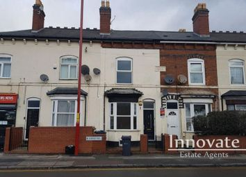 Thumbnail 3 bed terraced house to rent in Lodge Road, Hockley, Birmingham