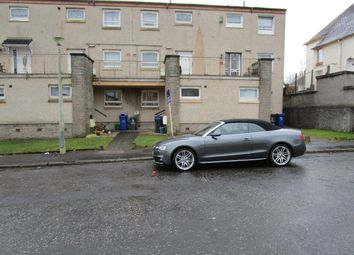 Thumbnail 1 bed flat to rent in Bankside Avenue, Johnstone