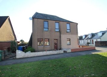 Thumbnail 1 bed flat for sale in King Street, Stenhousemuir, Larbert, Stirlingshire
