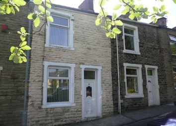 Thumbnail 2 bed terraced house to rent in Parish Street, Padiham, Lancs
