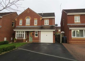 Thumbnail 4 bed detached house for sale in Balmoral Drive, Cheadle, Stoke-On-Trent