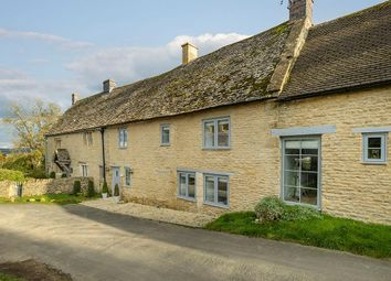 Thumbnail 3 bed cottage for sale in Manor Farm Cottage, Donnington, Moreton-In-Marsh, Gloucestershire