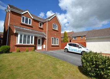 Thumbnail 4 bed detached house for sale in William Dennis Avenue, Loughor, Swansea