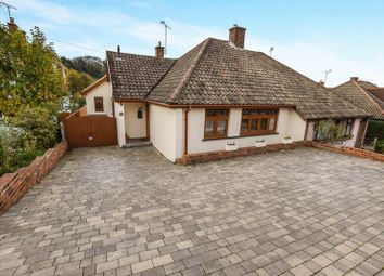 Thumbnail 3 bed semi-detached bungalow for sale in Upway, Rayleigh