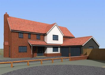 Thumbnail 4 bed detached house for sale in Mill Farm, Belstead Village, Ipswich