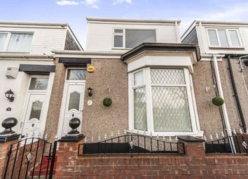 Thumbnail 3 bedroom terraced house for sale in Robert Street, Millfield, Sunderland