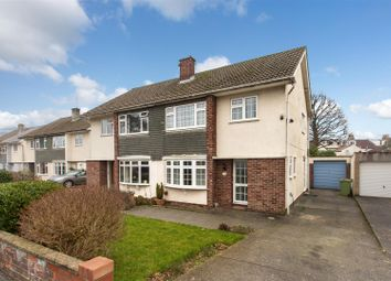 Thumbnail 3 bed semi-detached house for sale in Farne Close, Bristol