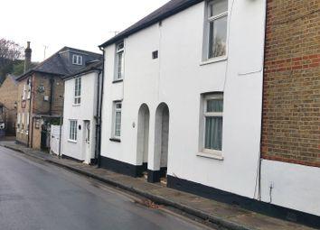 Thumbnail 2 bed terraced house to rent in Dartford Road, Farningham, Dartford