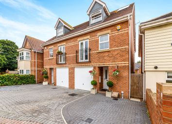 Thumbnail 4 bed semi-detached house for sale in Olvega Drive, Buntingford