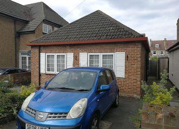 Thumbnail 2 bedroom bungalow for sale in Longfield Avenue, Wallington, Surrey