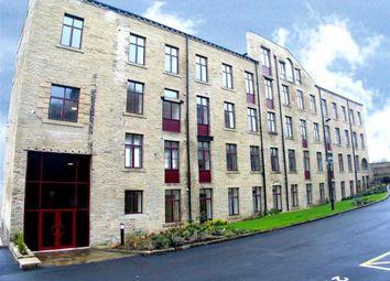 Thumbnail 2 bed flat to rent in Garden Street Mill, Garden Street North, Halifax