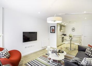 Thumbnail 1 bed flat to rent in Sancroft Street, Kennington