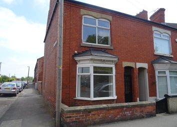 Thumbnail 3 bed end terrace house to rent in Priorswell Road, Worksop