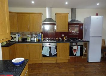 Thumbnail 7 bedroom terraced house to rent in Willoughby Avenue, Lenton, Nottingham