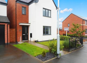 Thumbnail 3 bed detached house for sale in Columbia Crescent, Oxley, Wolverhampton