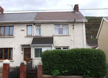 Thumbnail 3 bed semi-detached house to rent in Geifr Road, Margam, Port Talbot