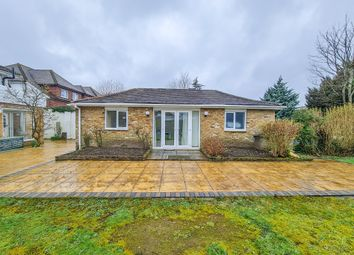 Thumbnail Detached bungalow to rent in Guildford Road, Fetcham, Leatherhead