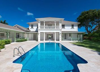 Thumbnail 6 bed detached house for sale in Sandy Lane, Holetown, Barbados