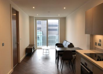 Thumbnail 1 bed flat to rent in Lightbox Blue, Media City UK, Salford