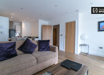 Thumbnail 1 bed property to rent in Blackwall Lane, London