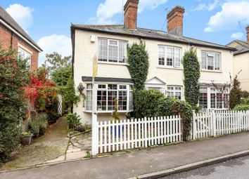 Thumbnail 3 bedroom end terrace house for sale in South Ascot, Berkshire