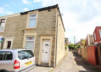Thumbnail 3 bed end terrace house to rent in Holker St, Darwen, Lancs, .
