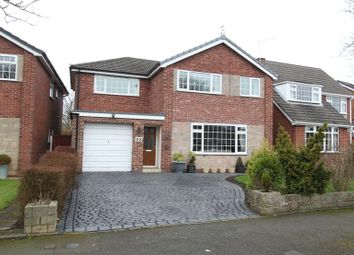 Thumbnail 4 bed detached house for sale in Paris Avenue, Newcastle-Under-Lyme