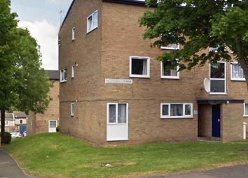 Thumbnail 1 bed flat to rent in Cropthorne Avenue, Leicester