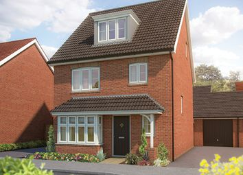 """Thumbnail 4 bedroom detached house for sale in """"The Willow """" at Drake Grove, Burndell Road, Yapton, Arundel"""
