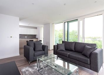 Thumbnail 3 bed flat to rent in Sandpaper Building, Newington Close, London