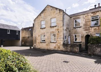 Thumbnail 3 bed semi-detached house for sale in Sydney Wharf, Bathwick, Bath