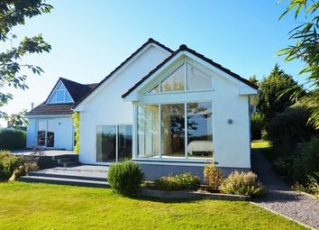 Thumbnail 4 bed detached bungalow for sale in Heathstock, Honiton