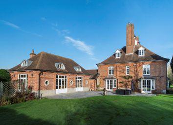 Old Warwick Road, Rowington, Warwick, Warwickshire CV35. 5 bed detached house for sale