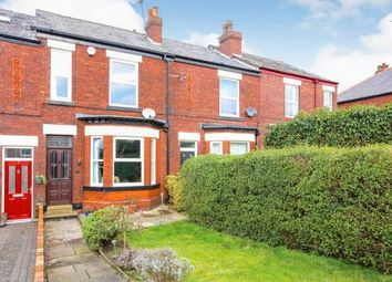 Thumbnail 2 bed terraced house for sale in South View, Woodley, Stockport, Cheshire