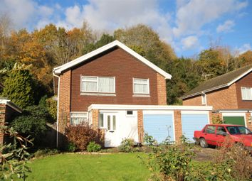 Thumbnail 4 bed detached house for sale in Hunters Way, Uckfield