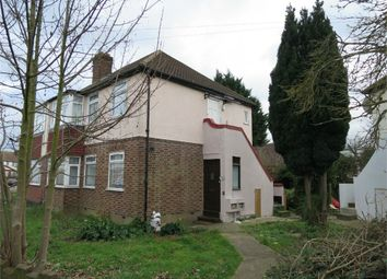 Thumbnail 2 bed maisonette for sale in Stainton Road, Enfield, Greater London