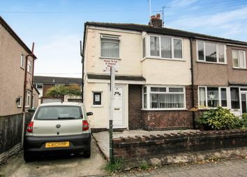 Thumbnail 5 bedroom semi-detached house for sale in Mold Road, Wrexham