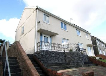 Thumbnail 3 bed semi-detached house for sale in Heol Llethryd, Pontyberem, Llanelli, Carmarthenshire