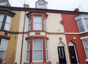 Thumbnail 4 bed terraced house for sale in Stuart Road, Liverpool