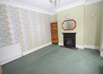 Thumbnail 3 bed terraced house to rent in Beaumont Road, Plymouth