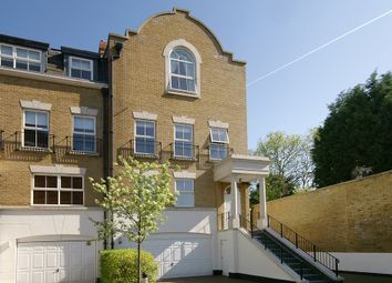 Thumbnail 5 bed end terrace house for sale in Clearwater Place, Surbiton