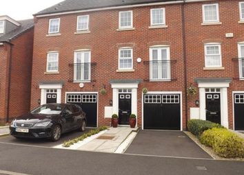 Thumbnail 3 bed terraced house for sale in Ohio Grove, Chapelford Village, Warrington, Cheshire