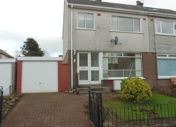 Thumbnail 3 bed semi-detached house to rent in Dirleton Drive, Paisley