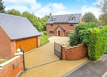 Thumbnail 5 bedroom detached house for sale in Huntenhull Lane, Chapmanslade, Westbury