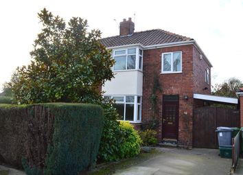 Thumbnail 3 bed semi-detached house to rent in Edgware Road, York