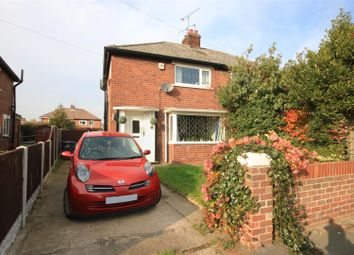 Thumbnail 3 bed semi-detached house for sale in Baldwin Avenue, Bentley, Doncaster